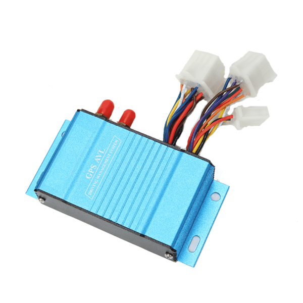 gps tracker support temperature sensor