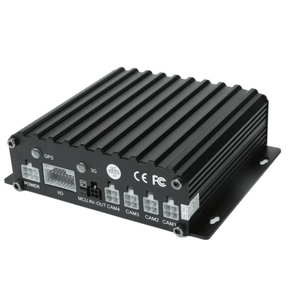 online video gps tracker DVR