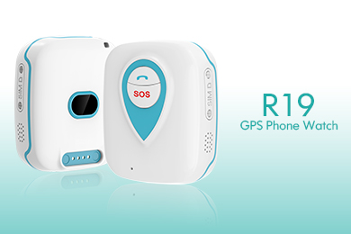 3g portable gps tracker r19