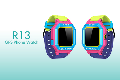 kid gps watch tracker with camera