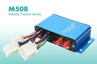 multiple functional gps tracker m508