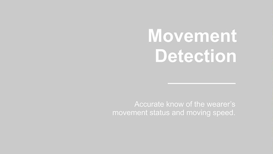 movement detection