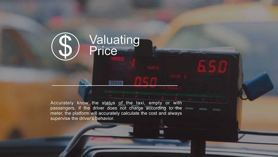gps taxi meter