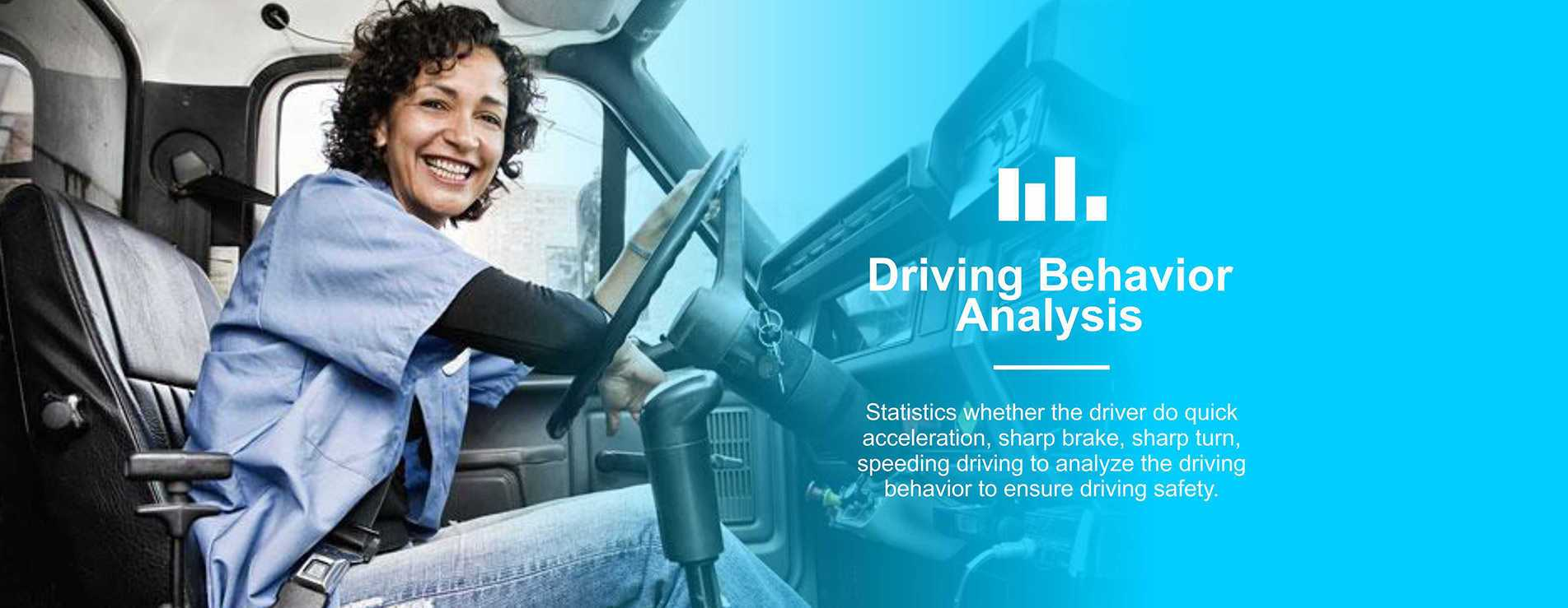 driving behavior monitoring