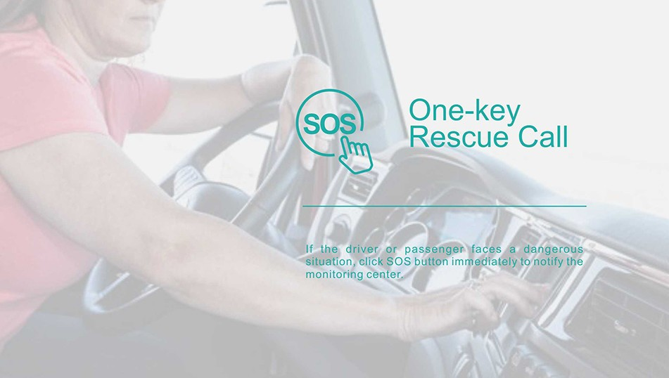 one key rescue call