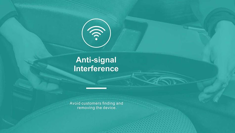 anti signal interference