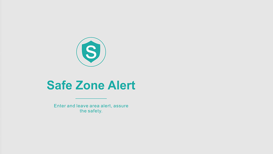 safe zone alert